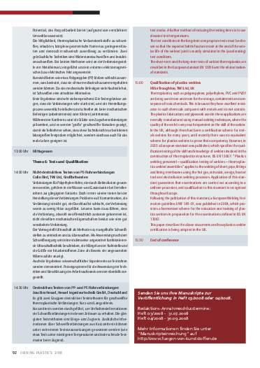 Ausgabe 2 (2008) Seite 92