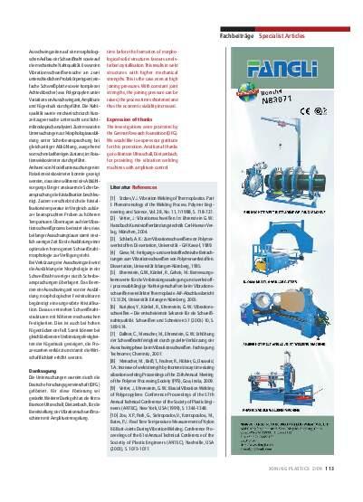 Ausgabe 2 (2009) Seite 113