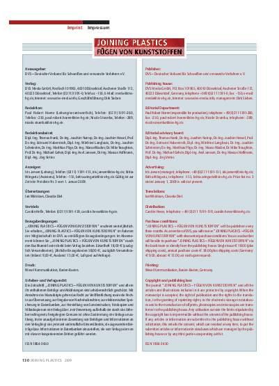 Ausgabe 2 (2009) Seite 130