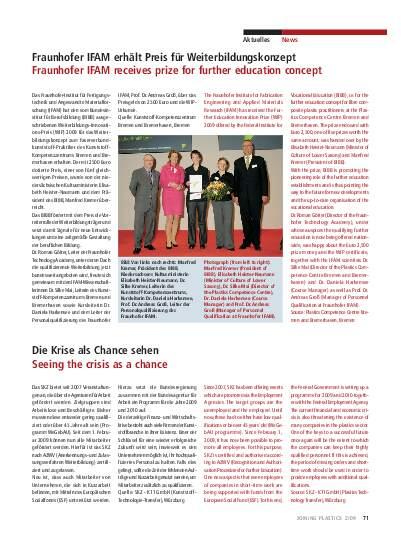 Ausgabe 2 (2009) Seite 71