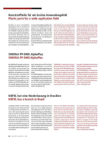 Ausgabe 2 (2009) Page 80
