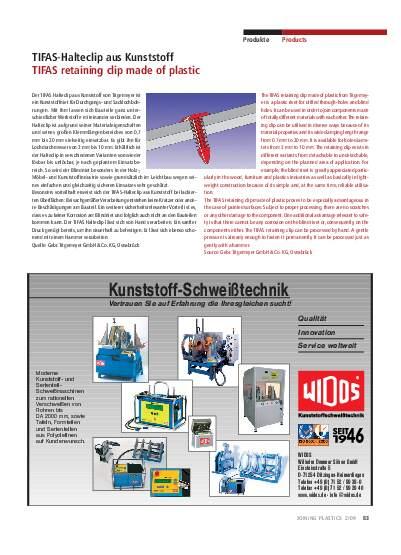 Ausgabe 2 (2009) Page 83