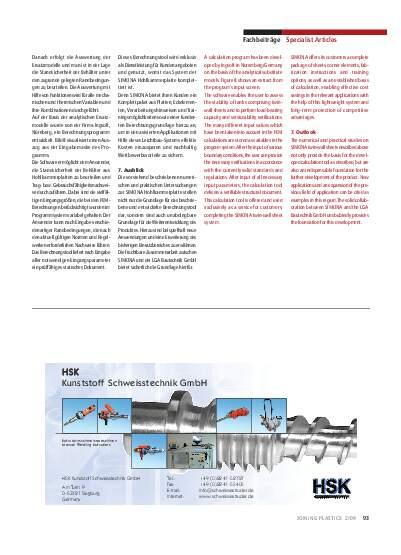 Ausgabe 2 (2009) Seite 93