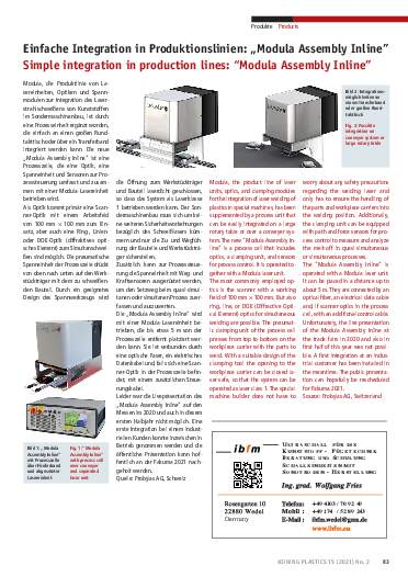 Ausgabe 2 (2021) Seite 83