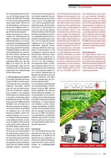 Ausgabe 3 (2021) Seite 161