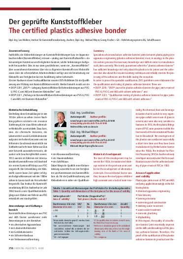 Ausgabe 4 (2008) Seite 256