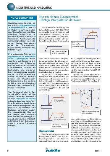 Ausgabe 1 (2001) Seite 2