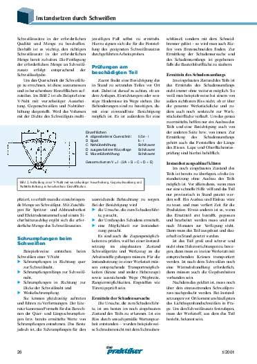 Ausgabe 1 (2001) Seite 26