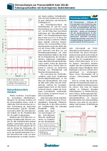 Ausgabe 1 (2002) Seite 10