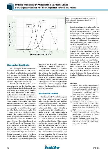 Ausgabe 1 (2002) Seite 12
