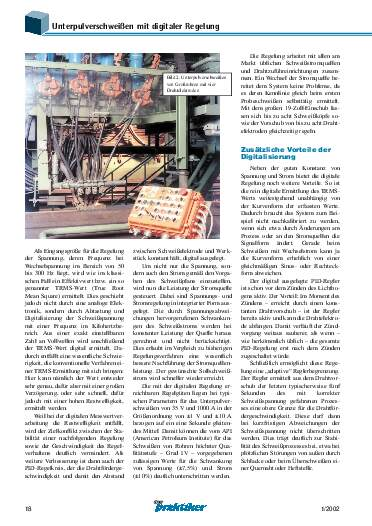 Ausgabe 1 (2002) Seite 18