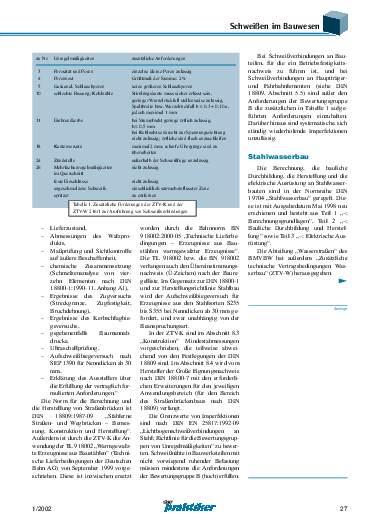 Ausgabe 1 (2002) Seite 27