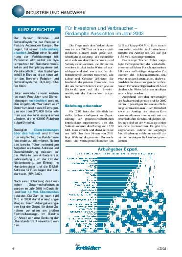 Ausgabe 1 (2002) Seite 4