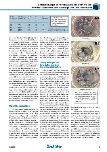 Ausgabe 1 (2002) Seite 9
