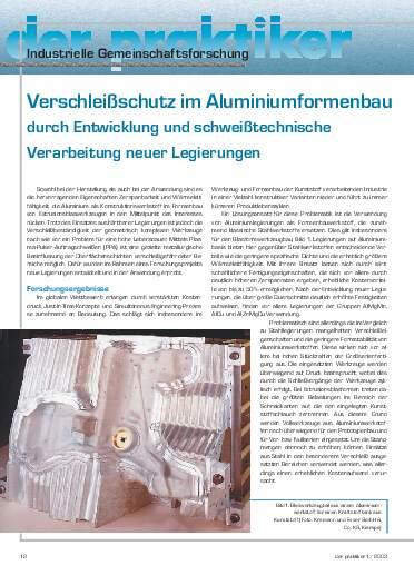 Ausgabe 1 (2003) Seite 12