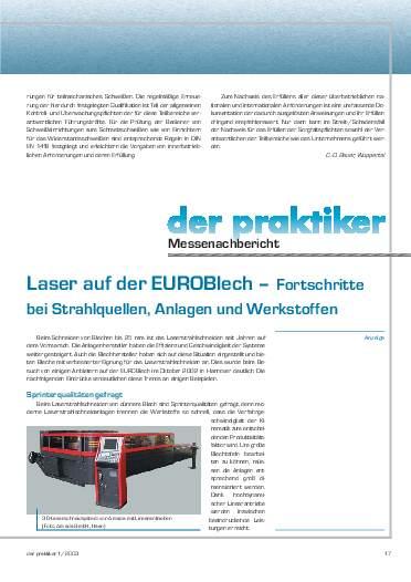 Ausgabe 1 (2003) Seite 17