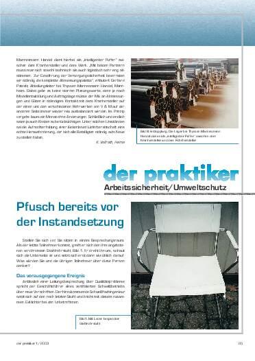 Ausgabe 1 (2003) Seite 25