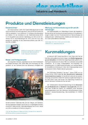 Ausgabe 1 (2003) Seite 29
