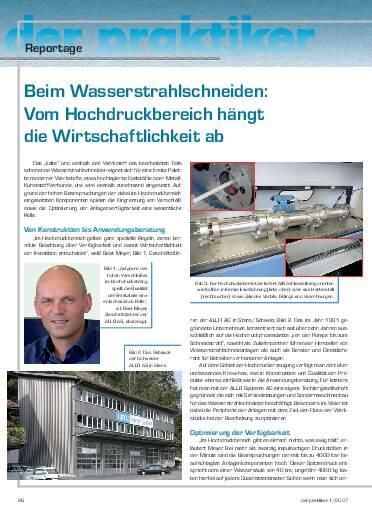 Ausgabe 1 (2007) Seite 26