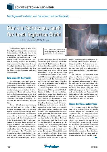 Ausgabe 10 (2001) Seite 402