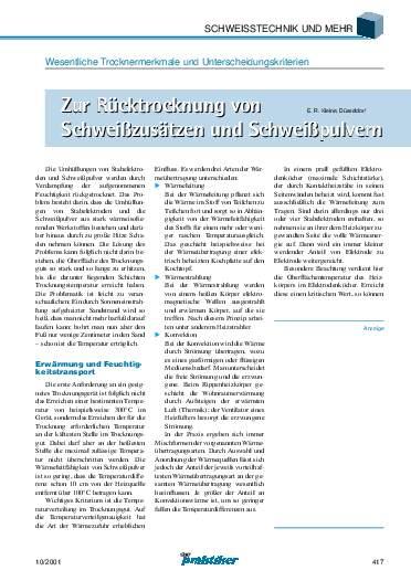 Ausgabe 10 (2001) Seite 417