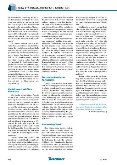Ausgabe 10 (2001) Seite 426