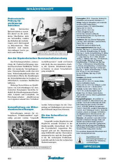 Ausgabe 10 (2001) Seite 430