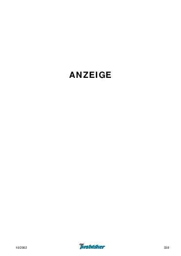 Ausgabe 10 (2002) Seite 339