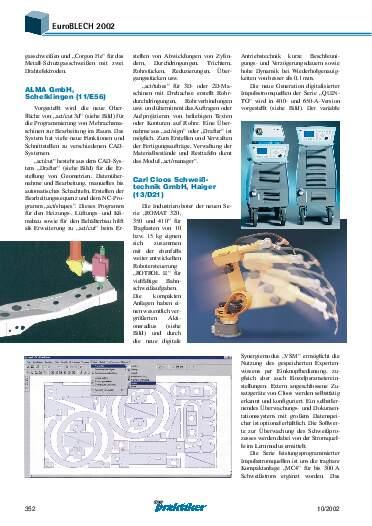 Ausgabe 10 (2002) Seite 352