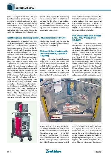 Ausgabe 10 (2002) Seite 364