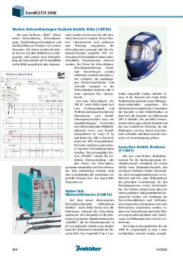 Ausgabe 10 (2002) Seite 368