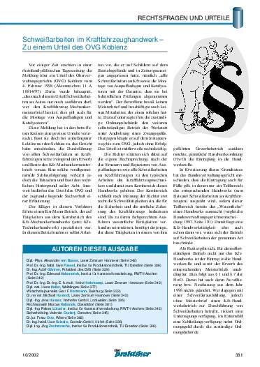 Ausgabe 10 (2002) Seite 381