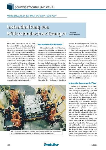 Ausgabe 11 (2001) Seite 438