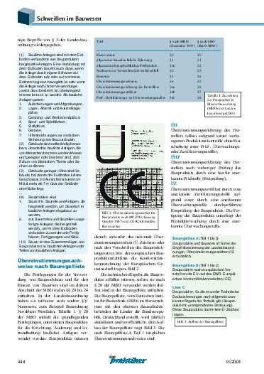 Ausgabe 11 (2001) Seite 444