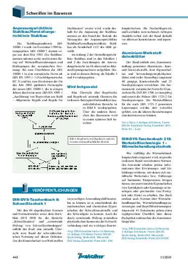 Ausgabe 11 (2001) Seite 448