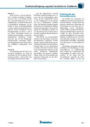 Ausgabe 11 (2001) Seite 451