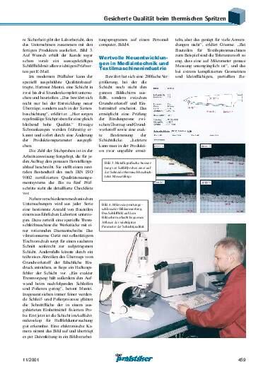 Ausgabe 11 (2001) Seite 459