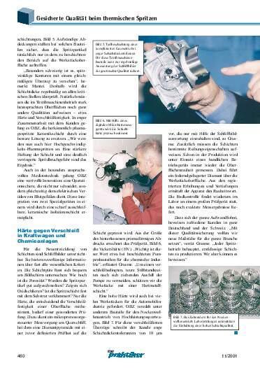 Ausgabe 11 (2001) Seite 460