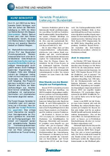 Ausgabe 11 (2002) Seite 386