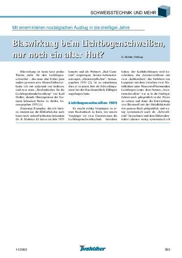 Ausgabe 11 (2002) Seite 393