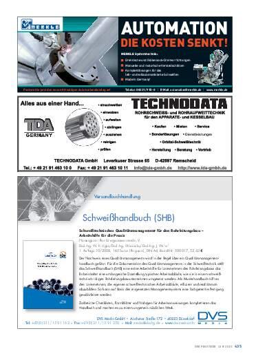 Ausgabe 11 (2010) Seite 435