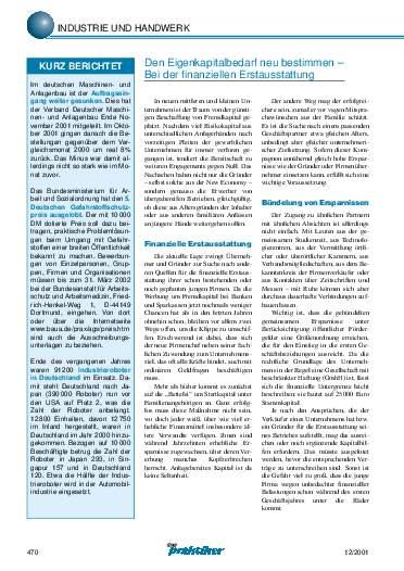 Ausgabe 12 (2001) Seite 470