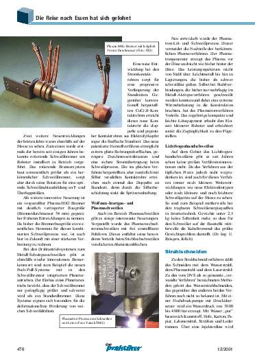 Ausgabe 12 (2001) Seite 476