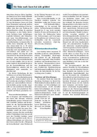 Ausgabe 12 (2001) Seite 478