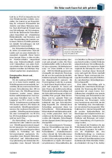 Ausgabe 12 (2001) Seite 479