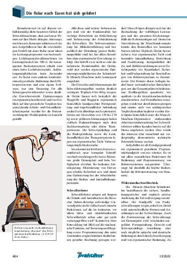 Ausgabe 12 (2001) Seite 484