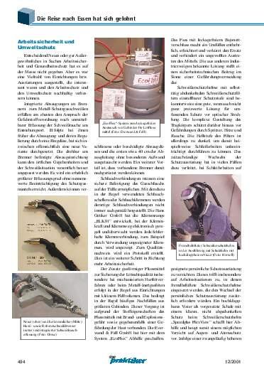 Ausgabe 12 (2001) Seite 494