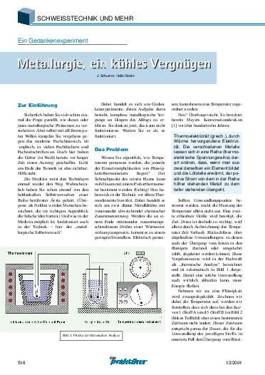 Ausgabe 12 (2001) Seite 516