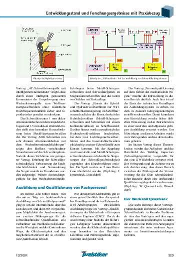 Ausgabe 12 (2001) Seite 525