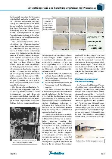 Ausgabe 12 (2001) Seite 533